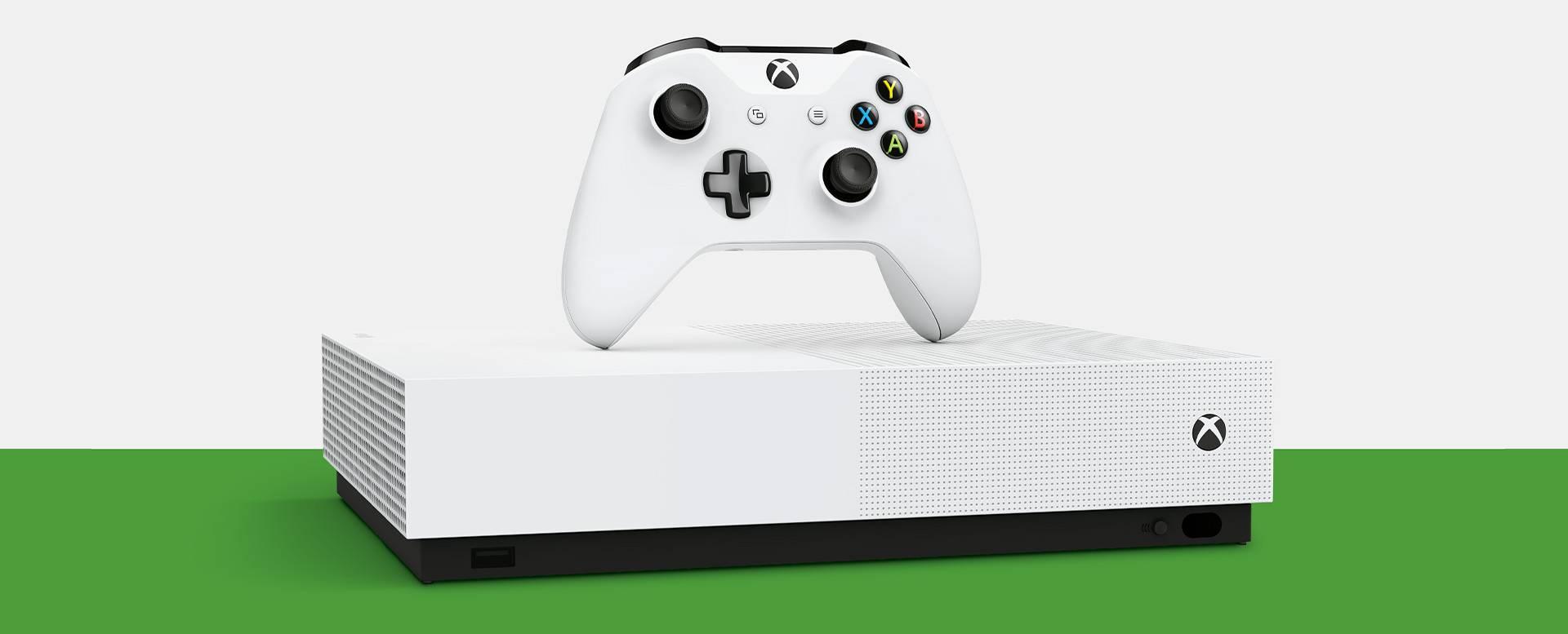Xbox One X descontinuado