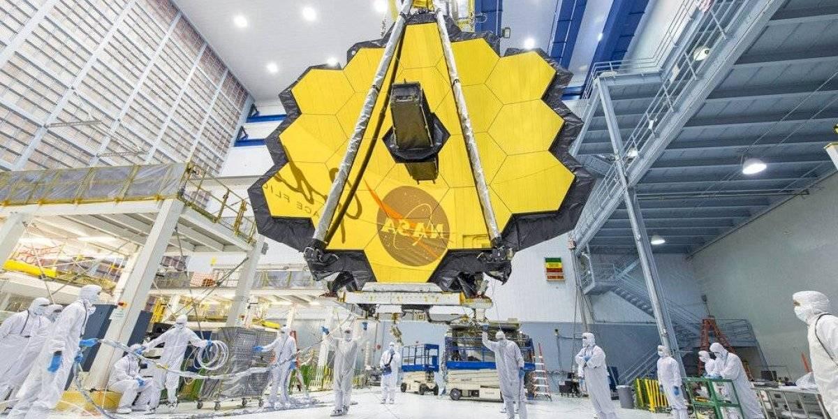 NASA pospone lanzamiento del sucesor del Hubble por el COVID-19