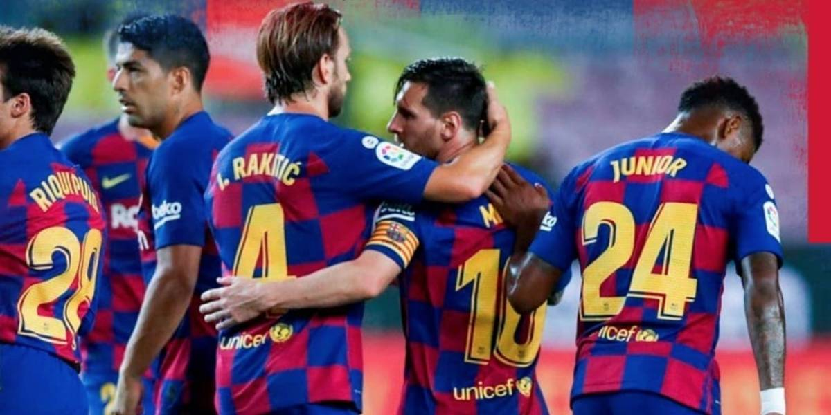 Onde assistir ao vivo o jogo Alavés x Barcelona pelo Campeonato Espanhol