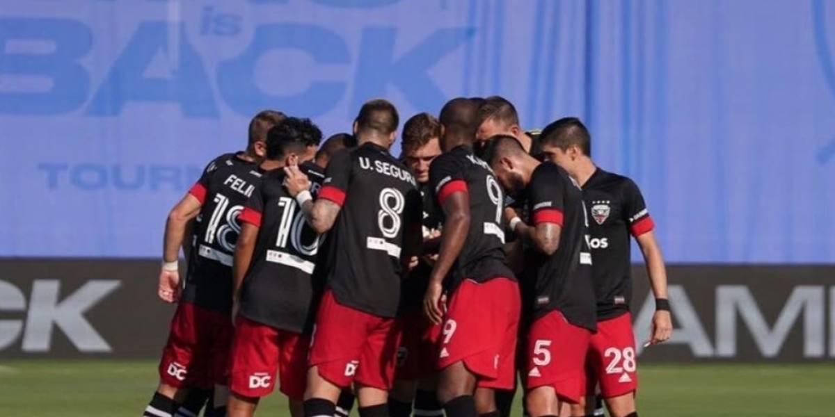 Onde assistir ao vivo DC United x New England Revolution pelo MLS is Back Tournament