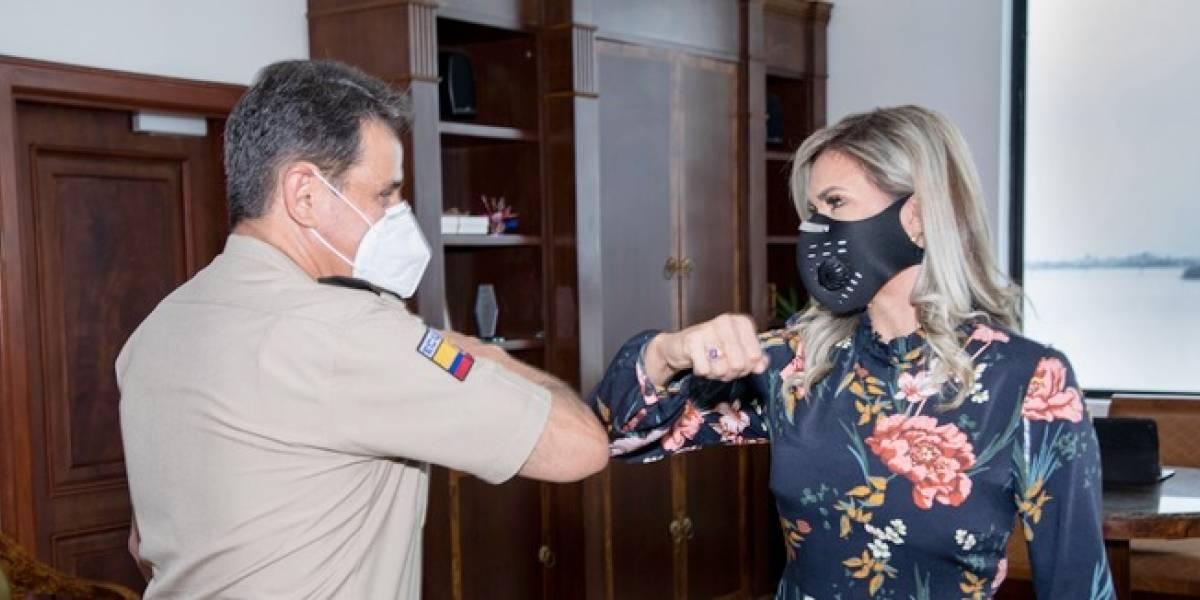 La Prefectura y la Policía trabajarán juntos por la seguridad de los guayasenses