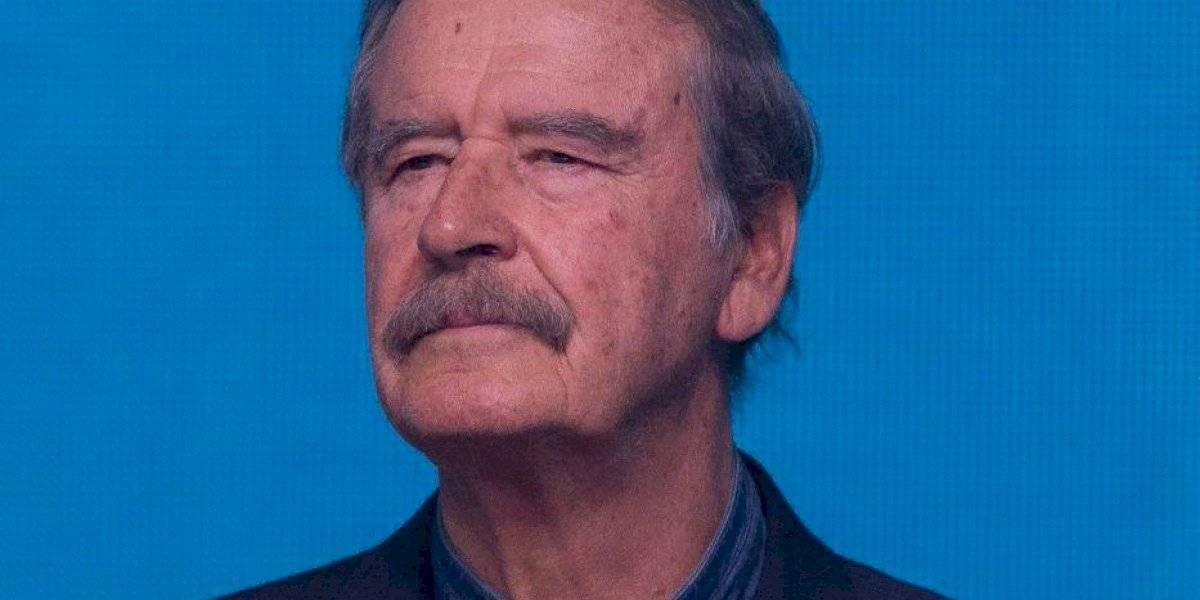 Vicente Fox te canta 'Las mañanitas' por $5 mil pesos