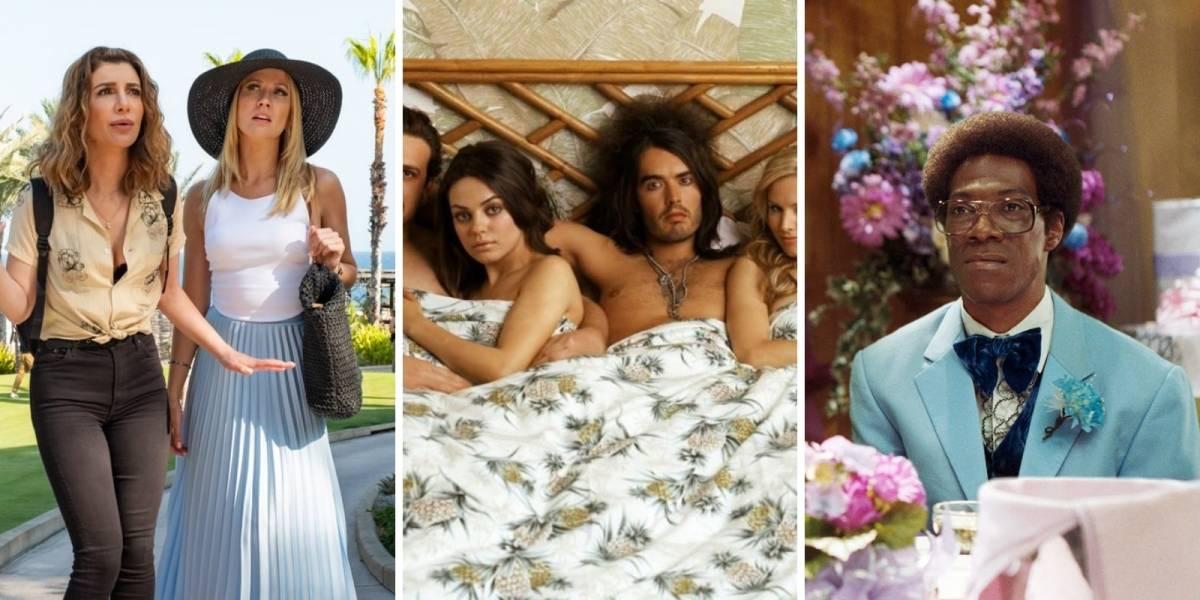 4 novos filmes de comédia na Netflix; eles prometem alegrar seu dia