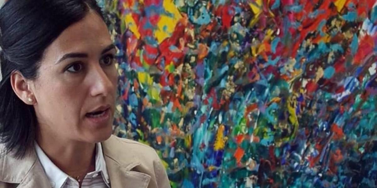 Designan a Alejandra Muñoz como nueva Vicepresidenta de Ecuador