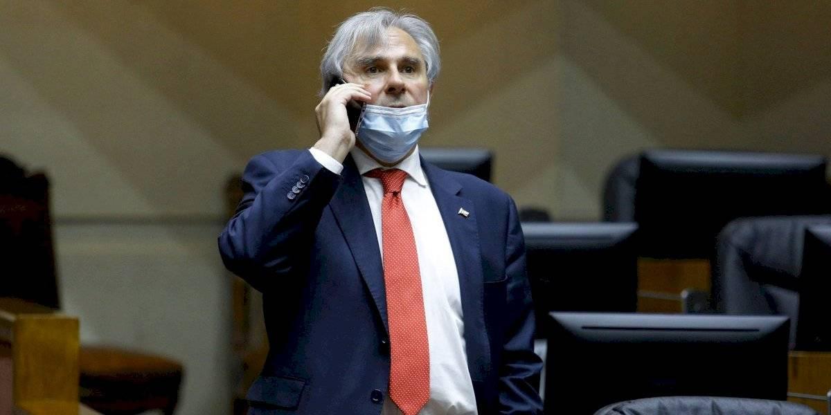 """Moreira insiste con fiscal Chong: """"Cuando uno hace política tiene que hacerse cargo"""""""
