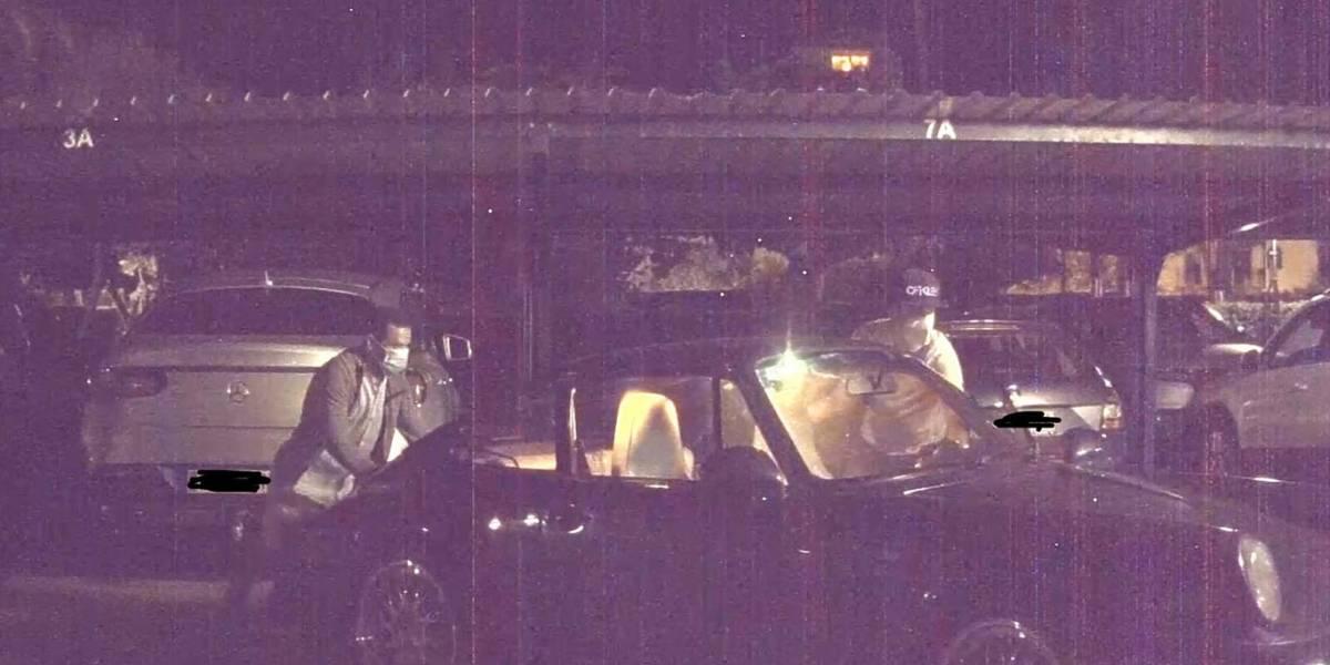 Tecnología automotriz al rescate: Cámara de un Tesla grabó el robo de un Porsche 911