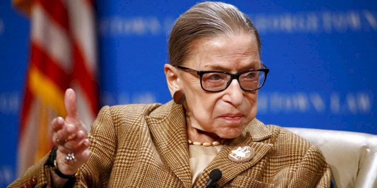 Fallece a los 87 años la jueza del Supremo federal Ruth Bader Ginsburg