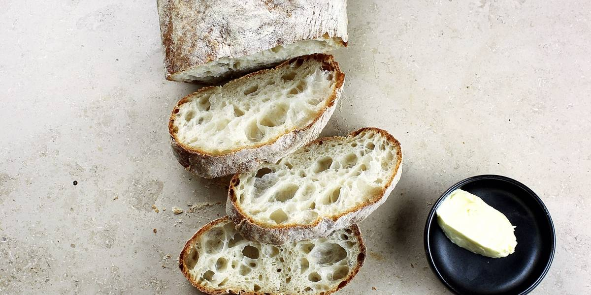 Chef do Eataly ensina a fazer em casa o autêntico pão ciabatta italiano