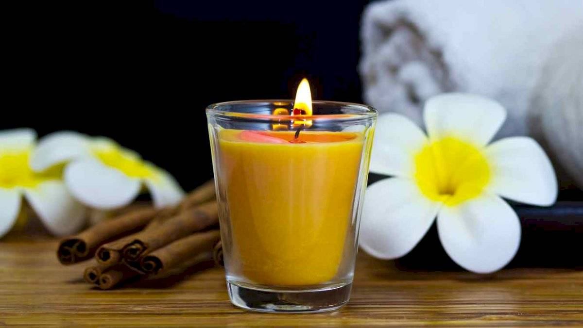 Las velas aromáticas son otra excelente idea