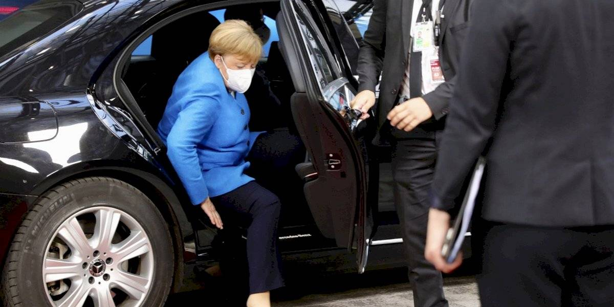 """Líderes de la Unión Europea reanudan cumbre """"gruñona"""" sobre presupuestos"""