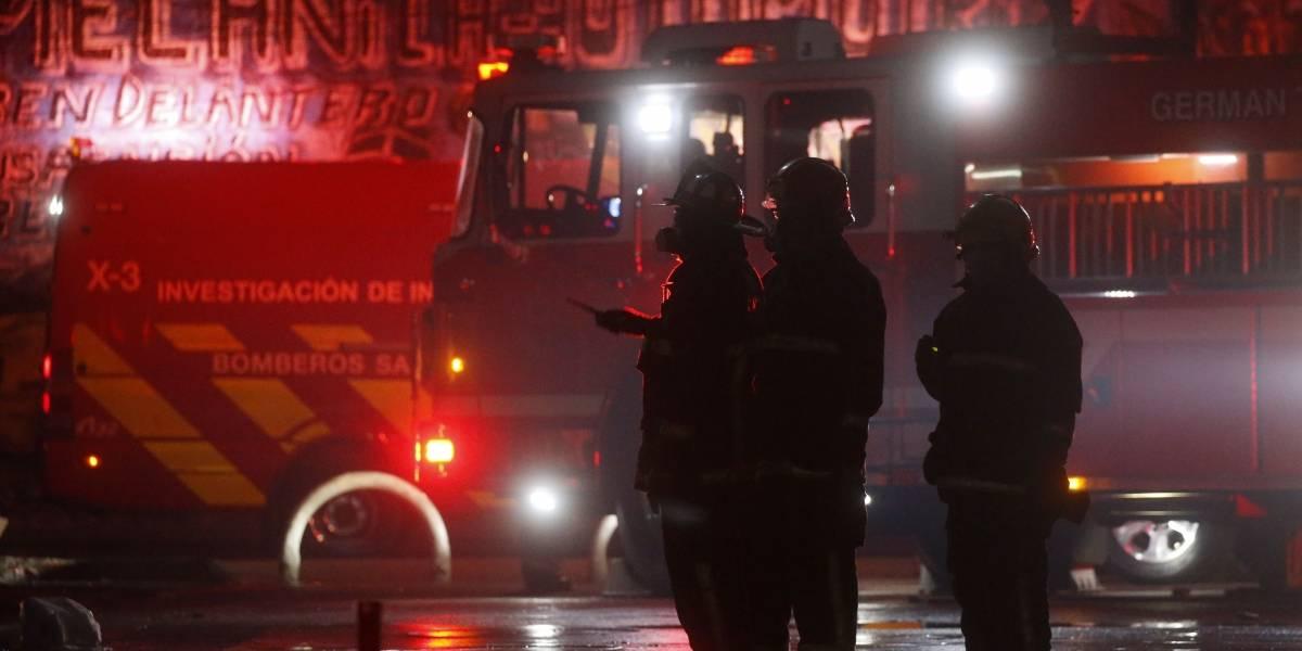 Drama en Coronel: mujer y dos niños de seis meses fallecen en incendio