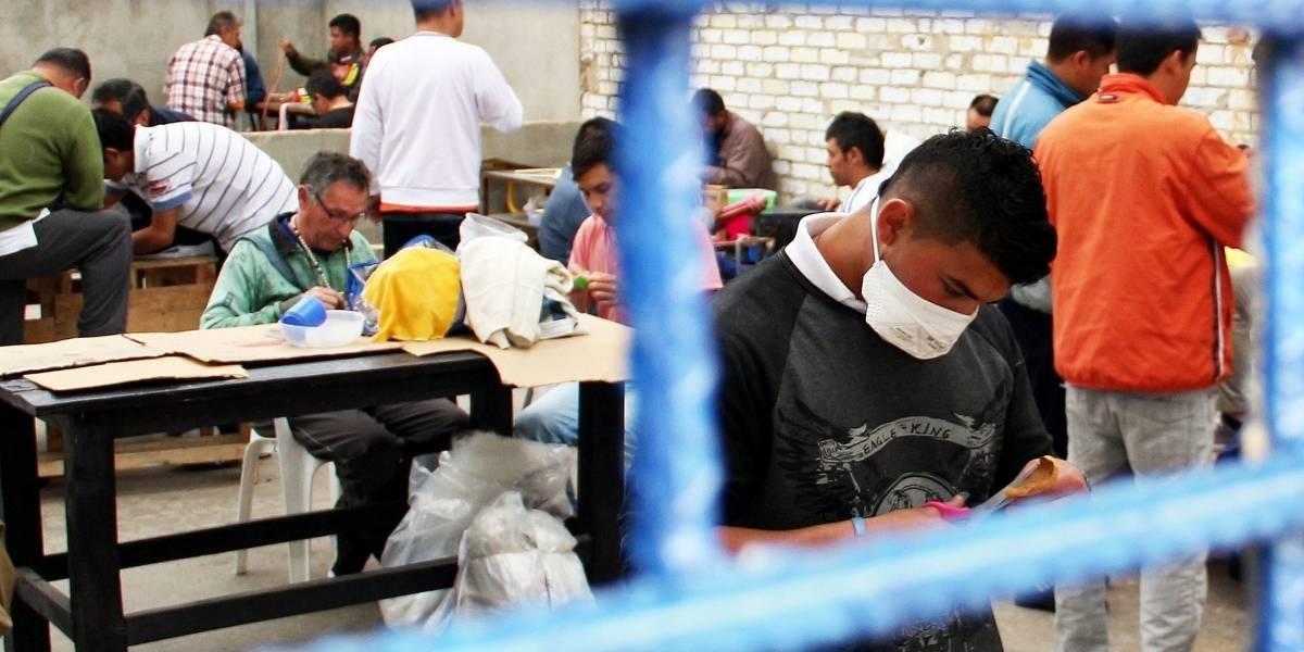 MinJusticia llegó de sorpresa a CTP de Puente Aranda: encontró hacinamiento y comida podrida