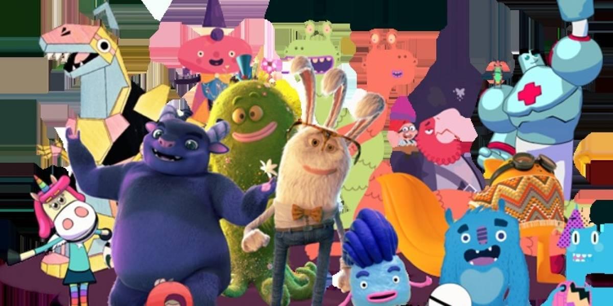 Los nuevos dibujos animados dedicados a niñas y niños con cáncer que debutan en TV Educa Chile