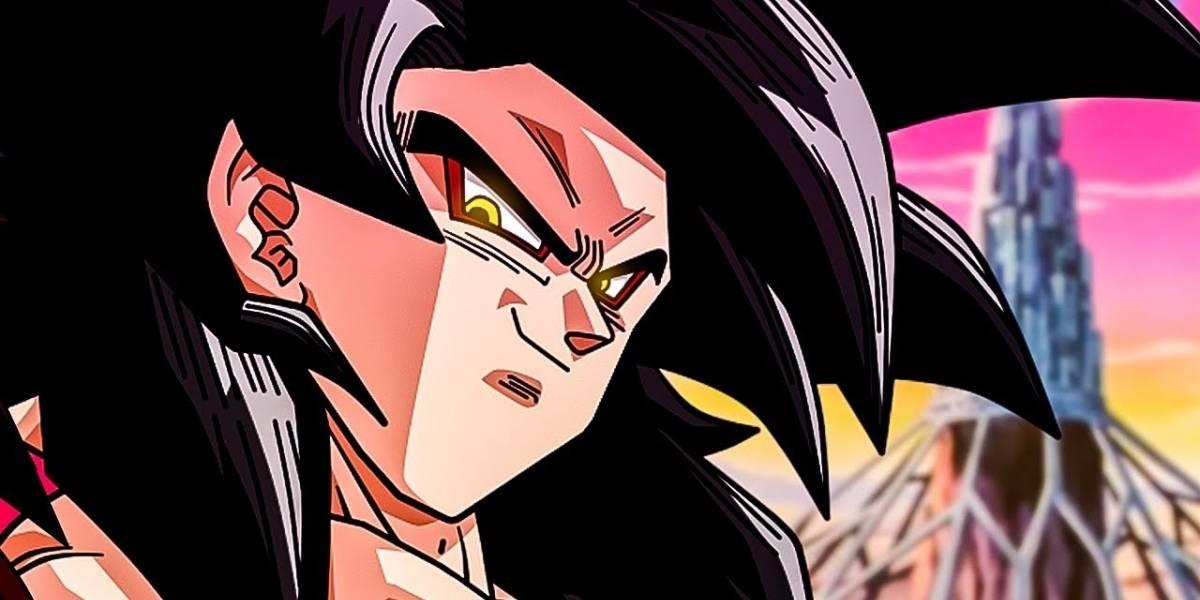 Dragon Ball presenta una nueva y poderosa forma del Super Saiyajin 4