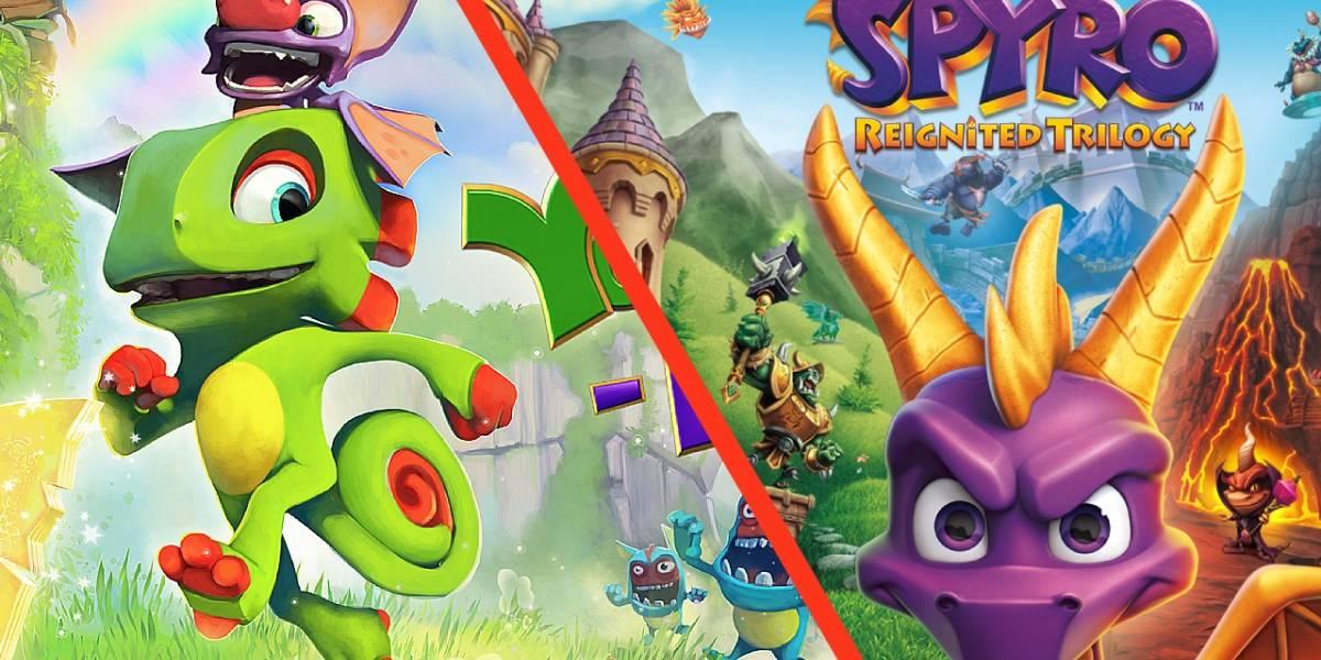 Nintendo Switch: consigue estos 5 juegos de plataformas con hasta un 66% de descuento