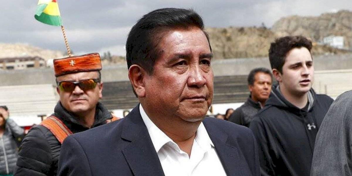 Muere por coronavirus el presidente del fútbol boliviano