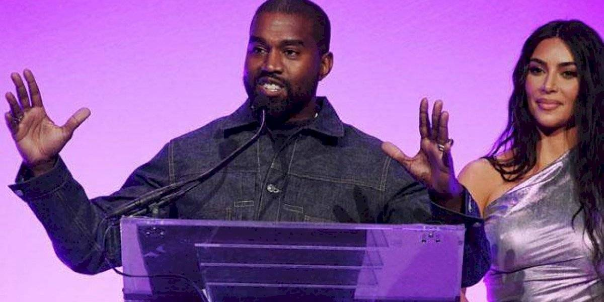 Kim Kardashian: en el punto de mira tras el primer discurso presidencial de Kanye West