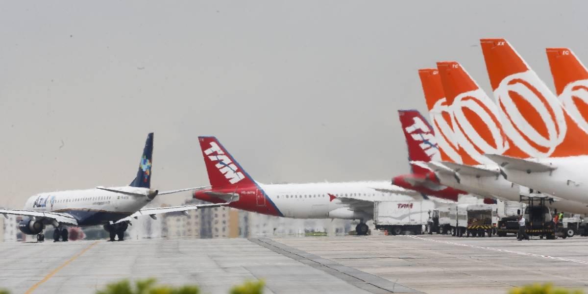 Aeroporto de Congonhas vai interditar pista principal para reformas