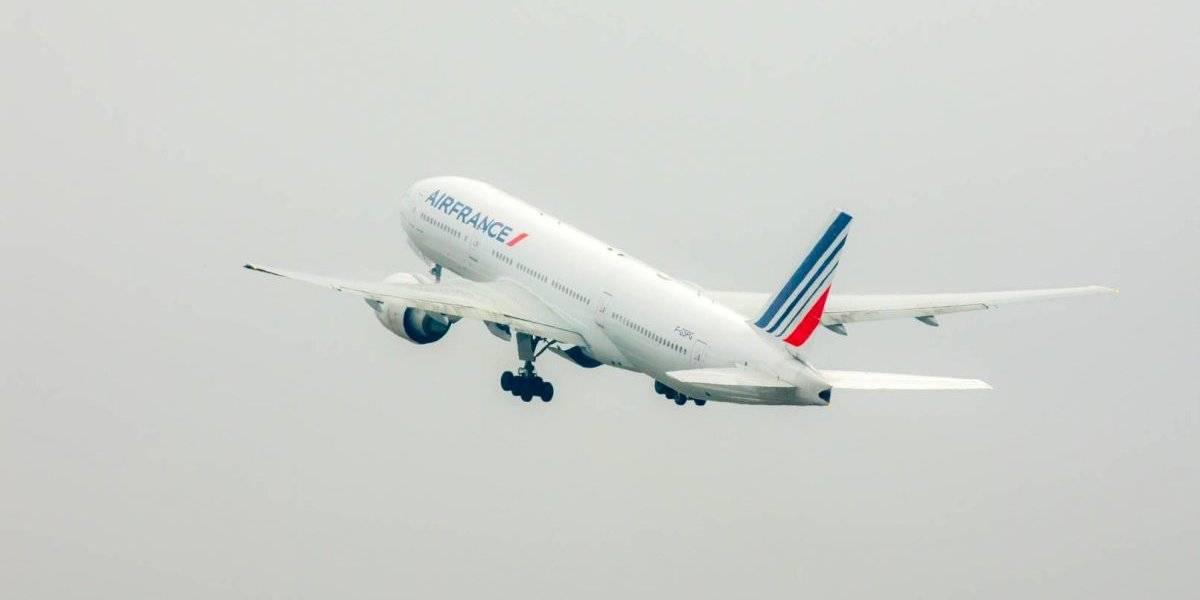 Air France anuncia el regreso de la ruta París-Cancún