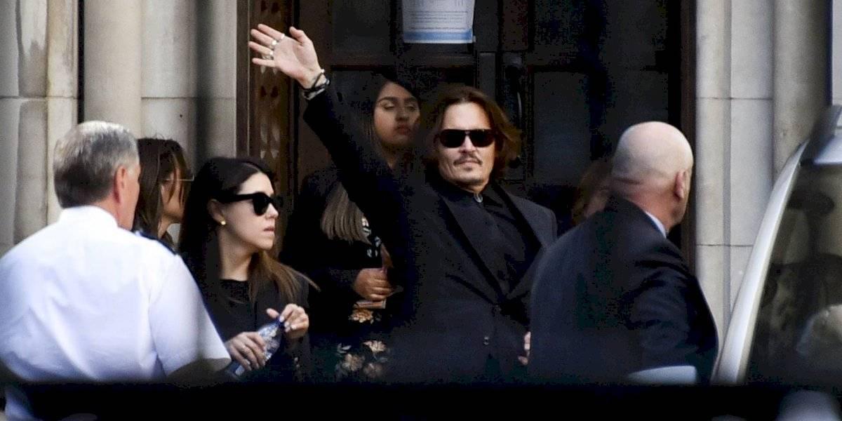 Esta serie continúa: ahora exesposa de Johnny Depp dice que temió que él la matara