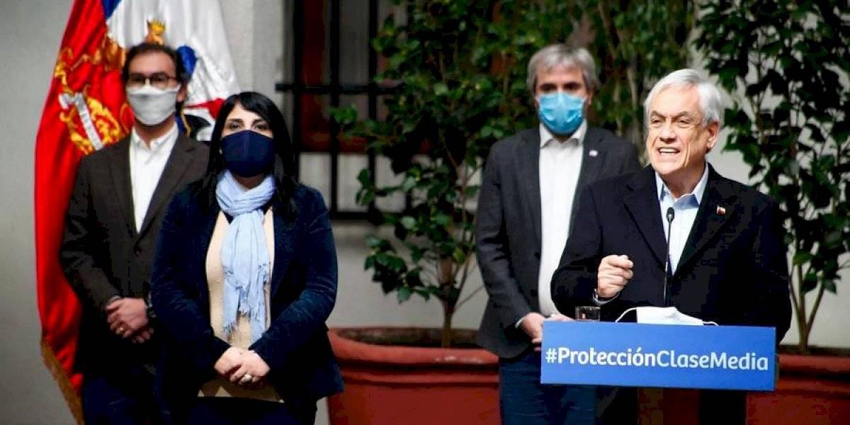 Cadem: Sebastián Piñera y sus ministros sufren desplome en aprobación ciudadana