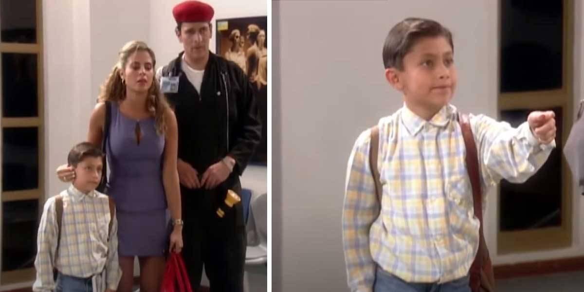 """Así se ve actualmente 'Jimmy', el hijo de 'Aura María' en """"Yo soy Betty, la fea"""""""