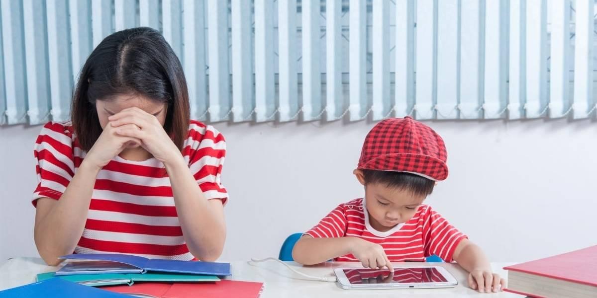 4 dicas para que os pais tenham mais paciência com as crianças na quarentena