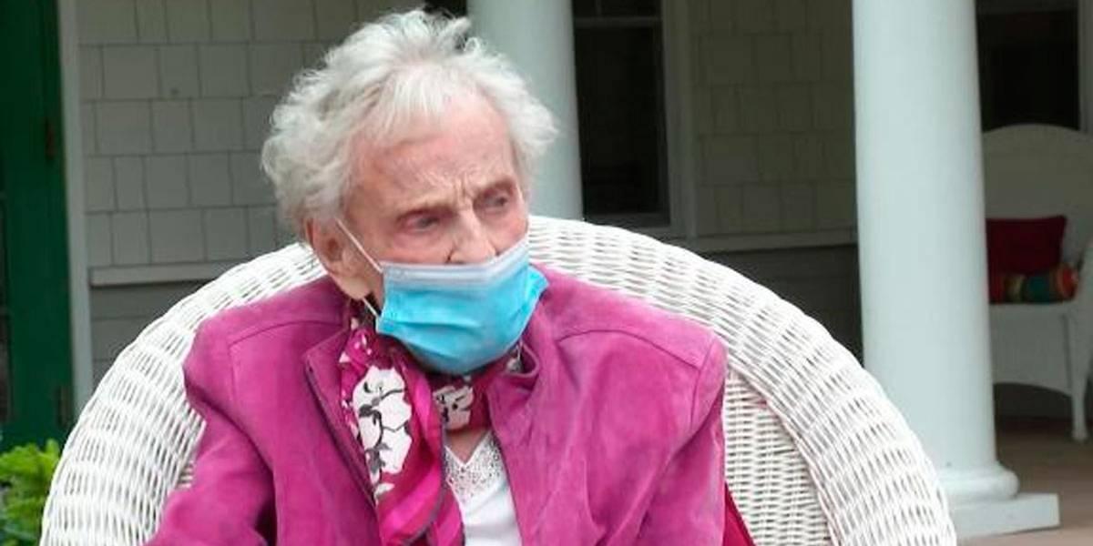 Mulher de 102 anos sobreviveu à gripe espanhola, dois cânceres e ao coronavírus