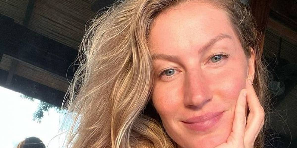 'Ansiedade pode nos consumir', diz Gisele Bündchen sobre crises de pânico
