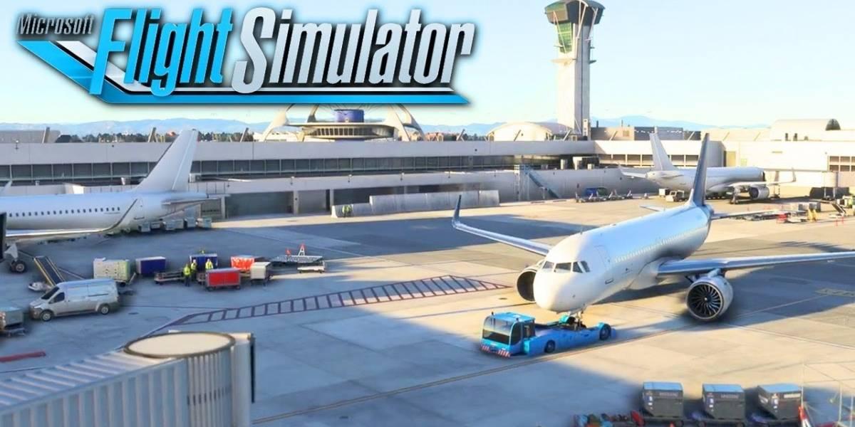 El Flight Simulator de Microsoft vendrá ¡con diez discos!