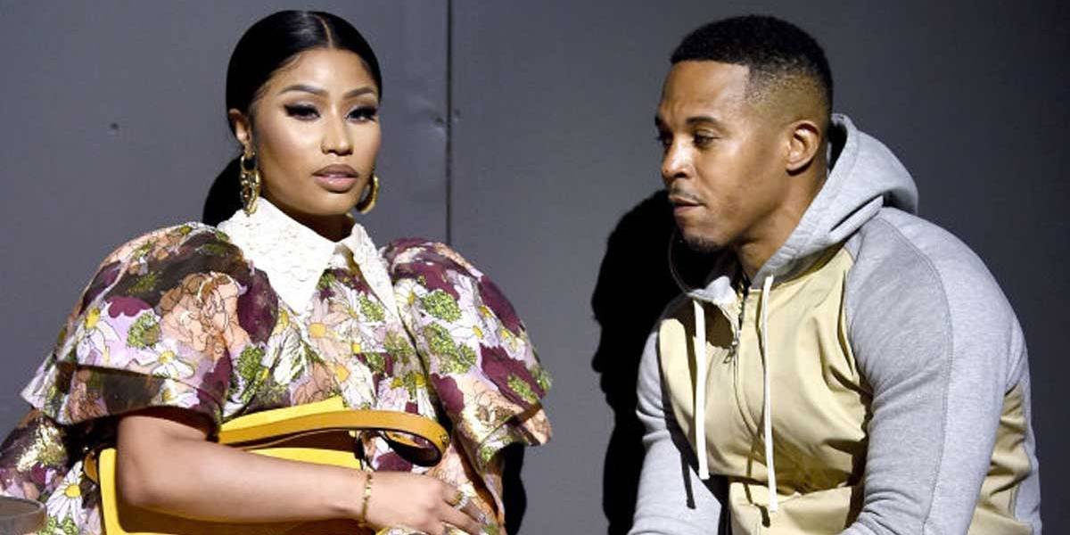 Nicki Minaj anuncia gravidez do primeiro filho