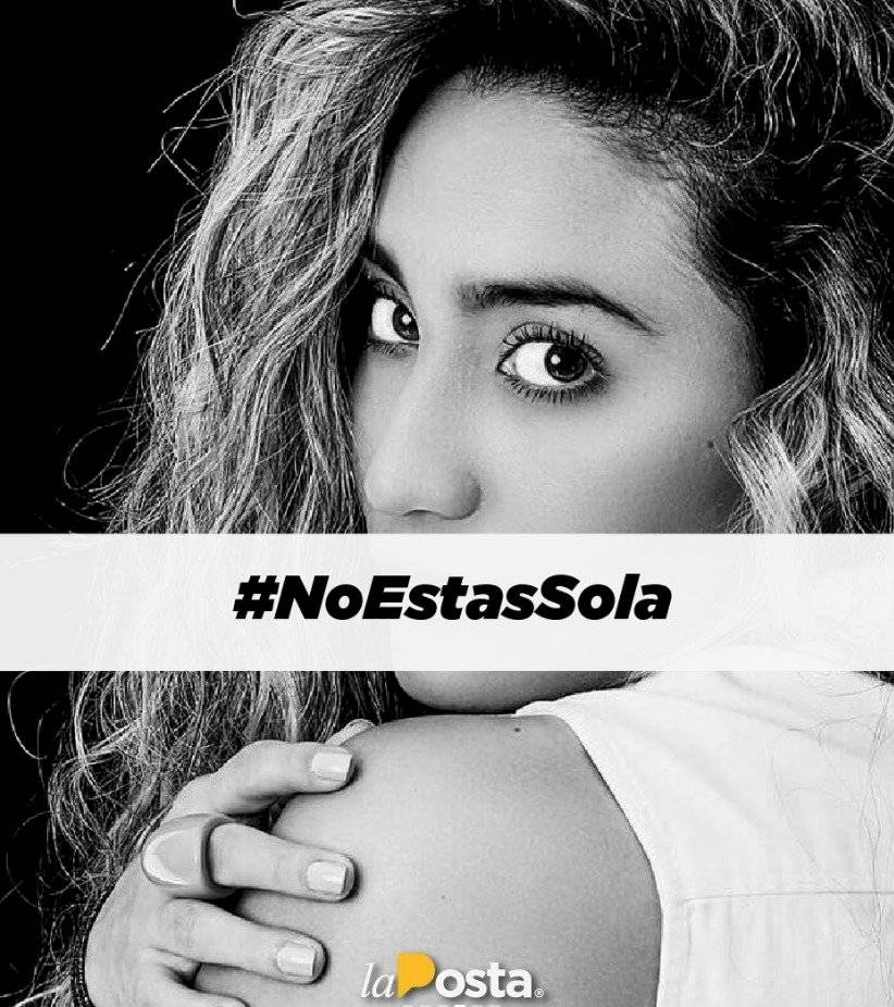 #NoEstasSola