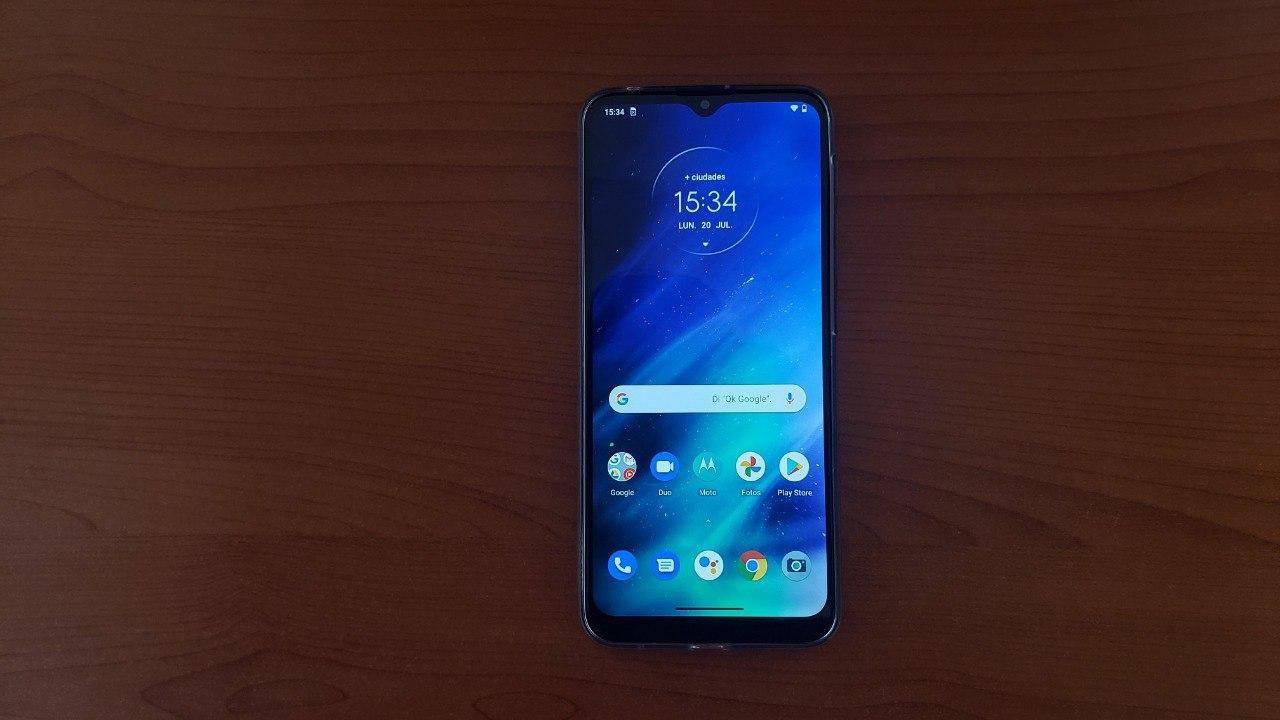 Justo y preciso: review del Motorola One Fusion XT2073-2 [FW Labs]