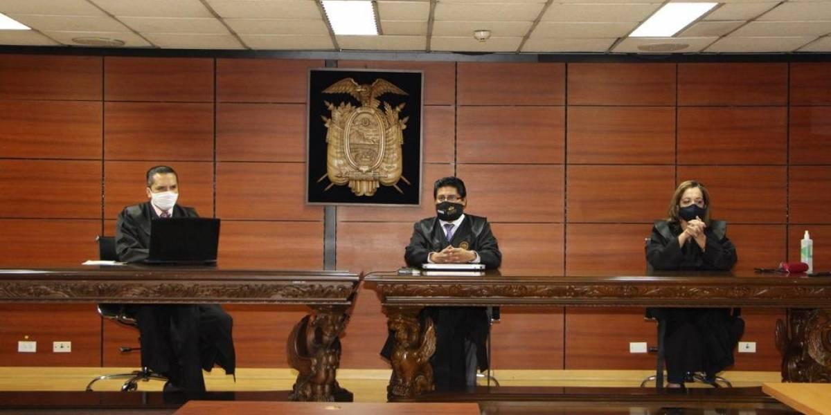 El Tribunal de Apelación en Caso Sobornos ratifica sentencia para Correa y otros exfuncionarios