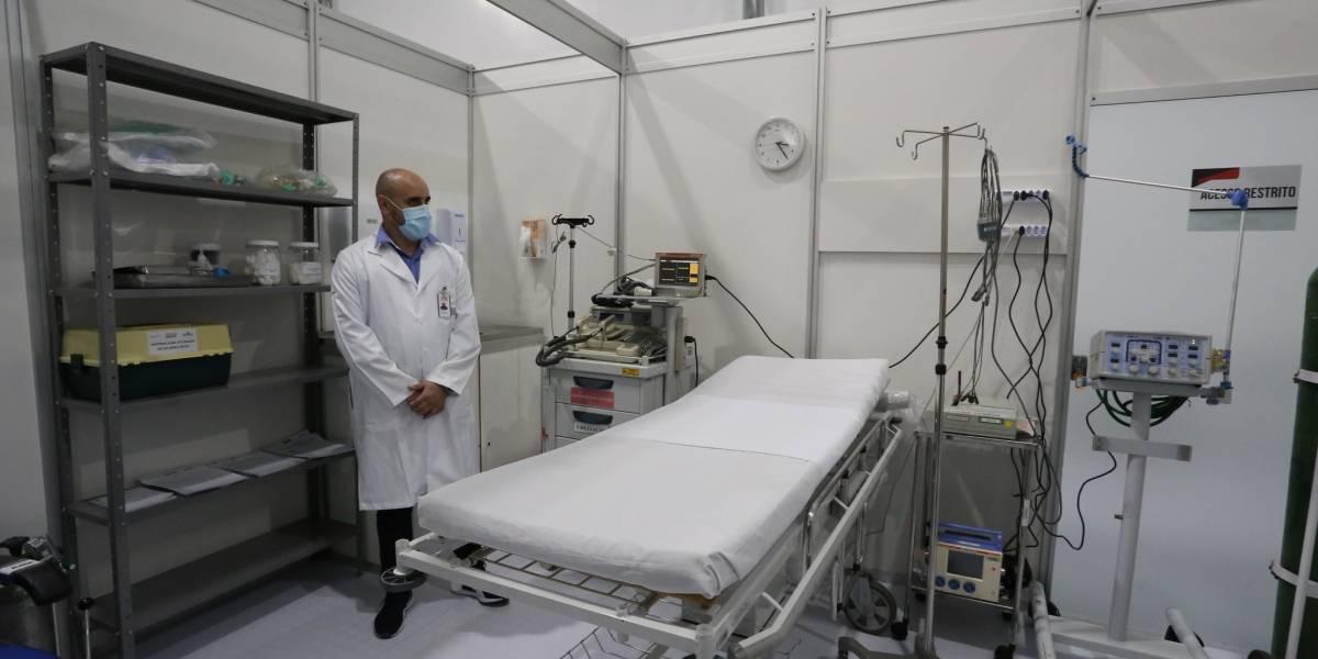62% das mortes em hospitais de campanha paulistanos foram em Heliópolis