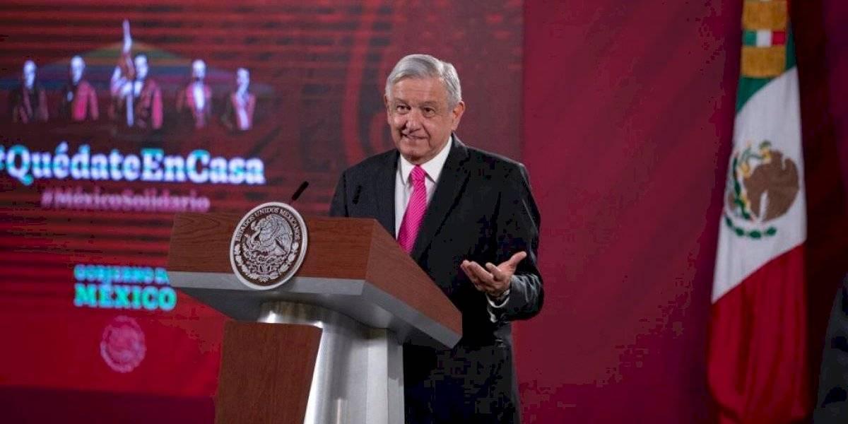 Estrategia federal da resultados para enfrentar crisis económica: AMLO