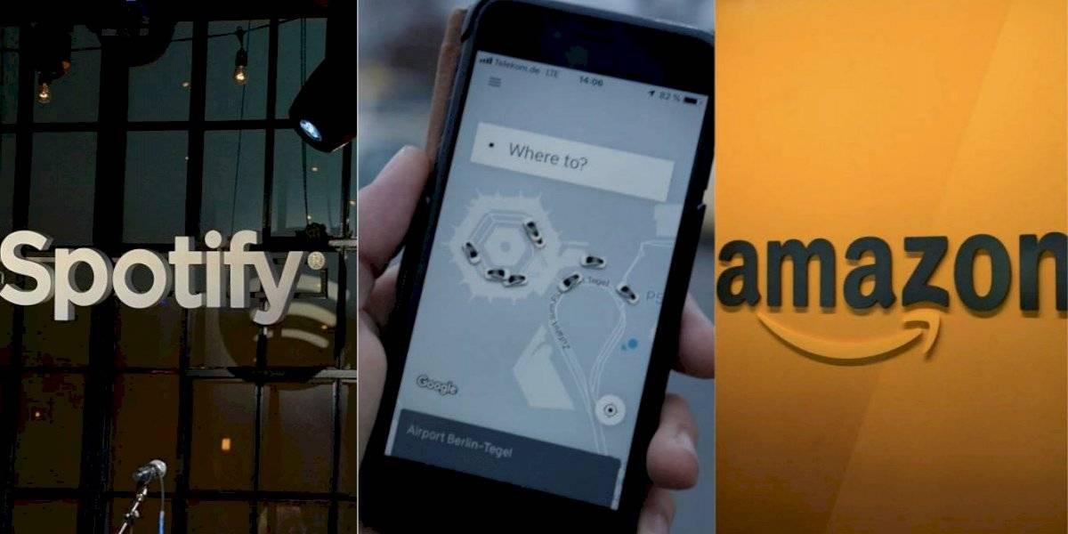 Spotify, Amazon y Uber son las apps favoritas de los mexicanos durante la pandemia
