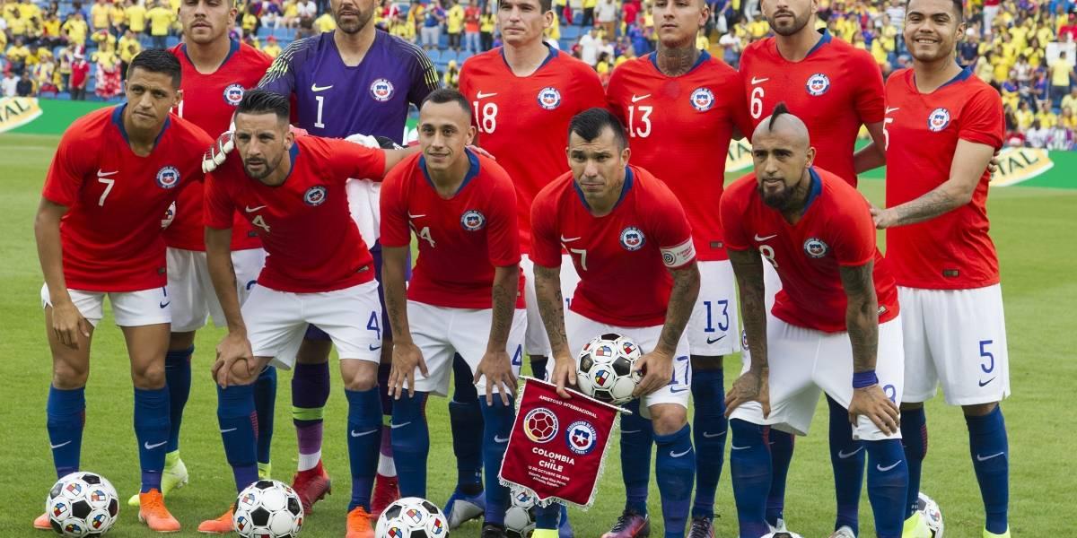 """La """"Roja"""" podría comenzar las Eliminatorias a Qatar en Europa"""