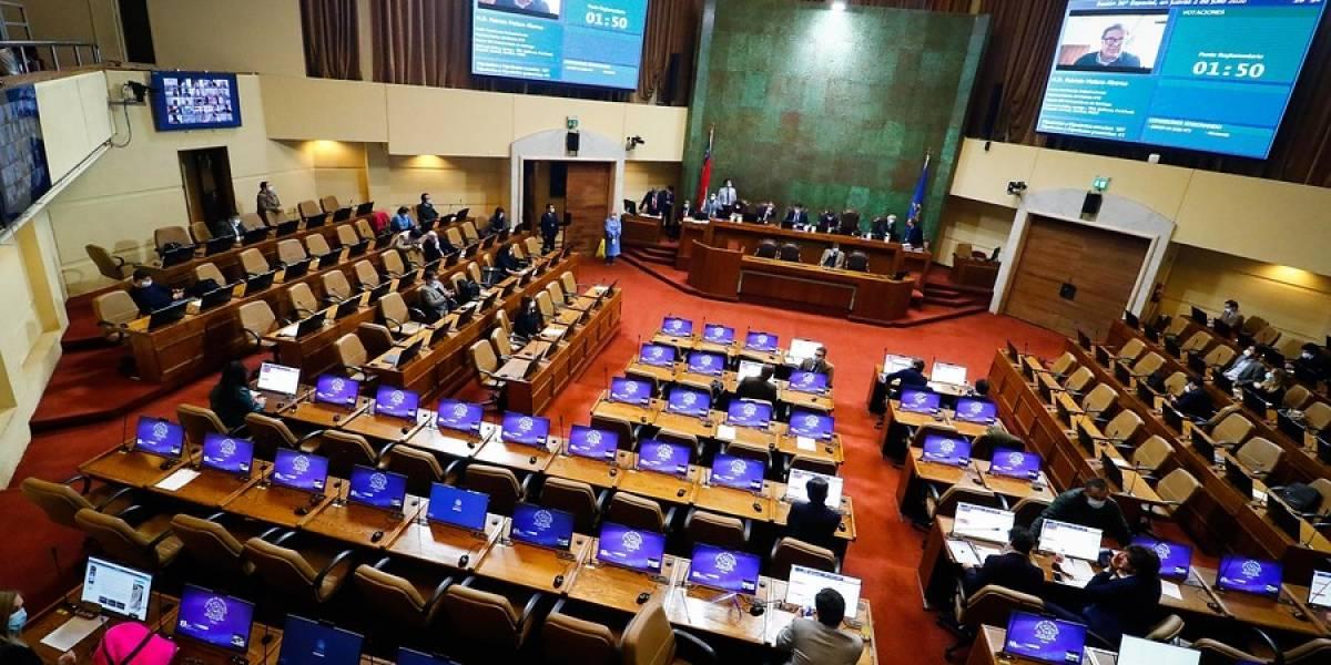 Cámara despachó proyecto que extiende el postnatal parental por el covid-19