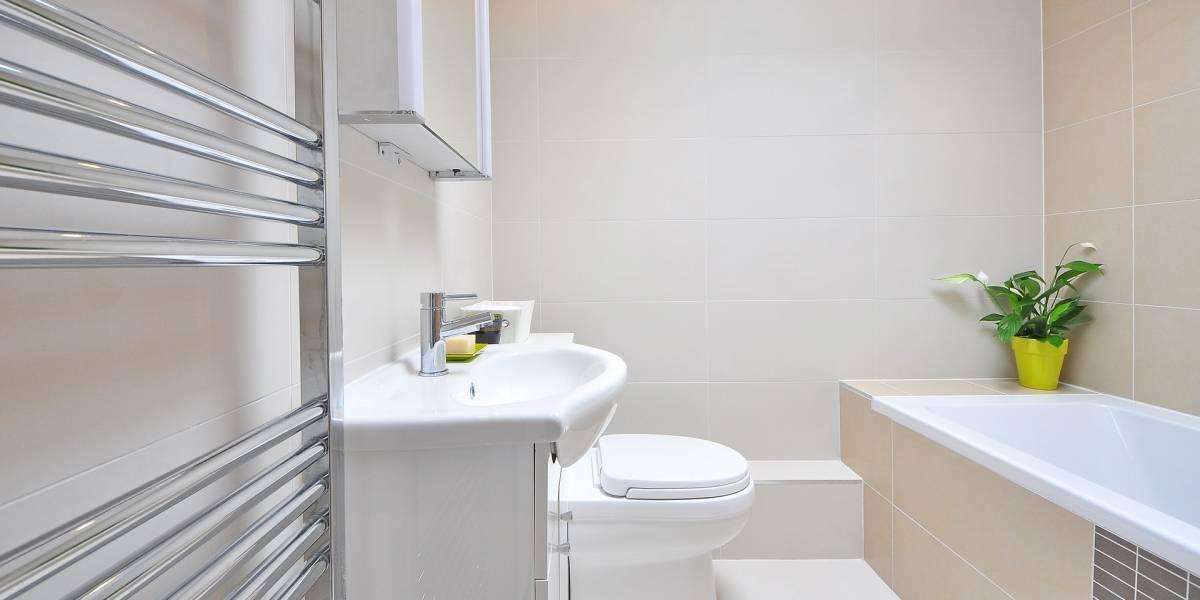 Banheiro sempre limpo e cheiroso diariamente com hábitos simples