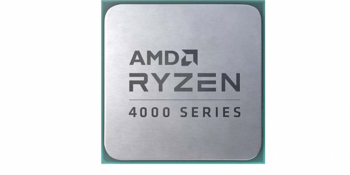 Estos son los nuevos procesadores AMD Ryzen 4000, de 7 nanómetros