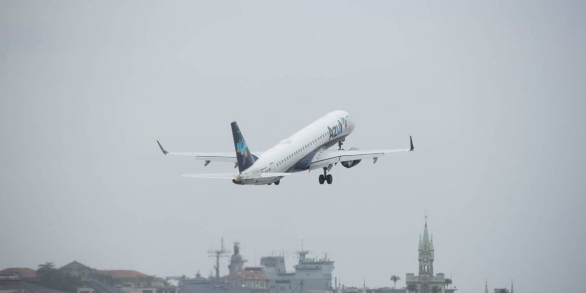 Tripadvisor: Azul é eleita a 'Melhor Companhia Aérea do Mundo'