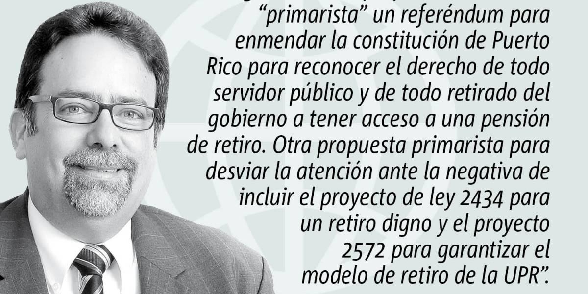 Opinión de Denis Márquez Lebrón: Sesión primarista