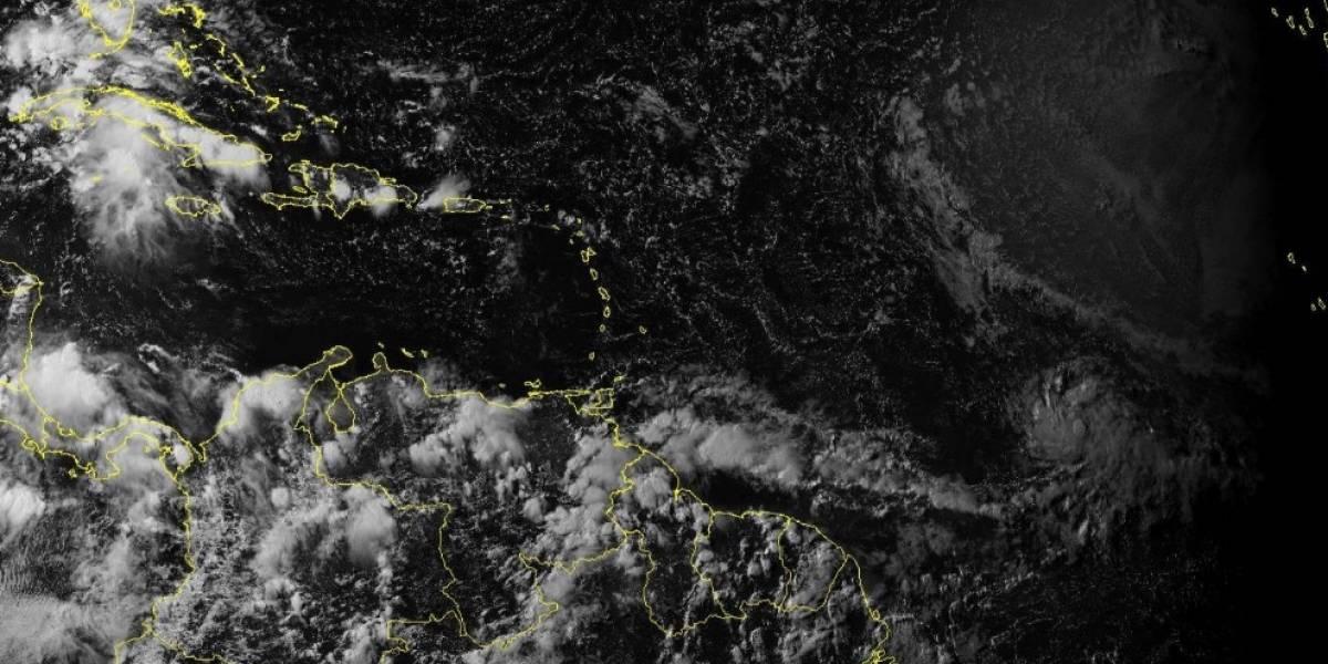 Nace en el Atlántico la depresión tropical número 7 de la temporada de huracanes