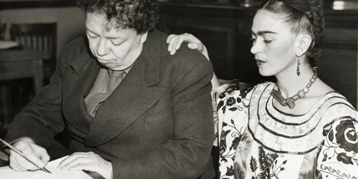 Imágenes: subastan fotografías del funeral de Frida Kahlo