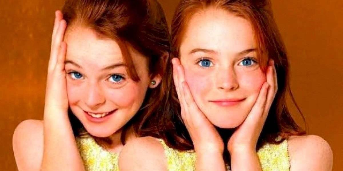 'Juego de Gemelas': elenco se reunió después de 22 años con Lindsay Lohan y todo
