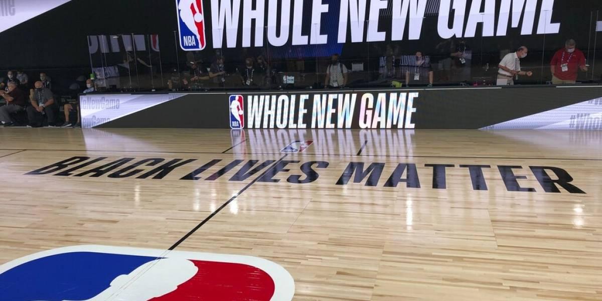 Regresa la NBA con una nueva imagen en tiempos de coronavirus