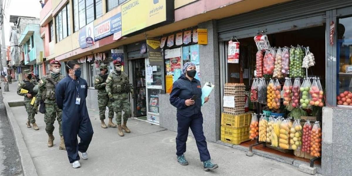 Quito supera los 11.000 casos de COVID-19 y está por igualar la cifra de Guayaquil
