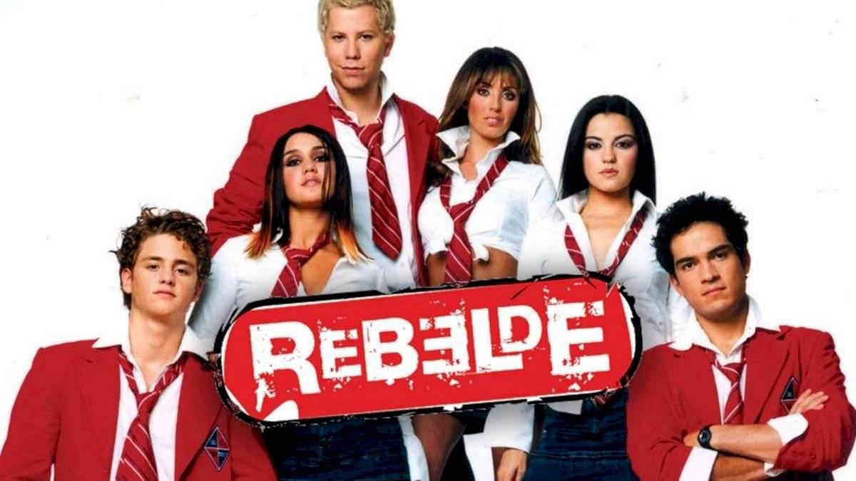 """La producción juvenil """"Rebelde"""" se convirtió en una de las novelas mexicanas más exitosas"""
