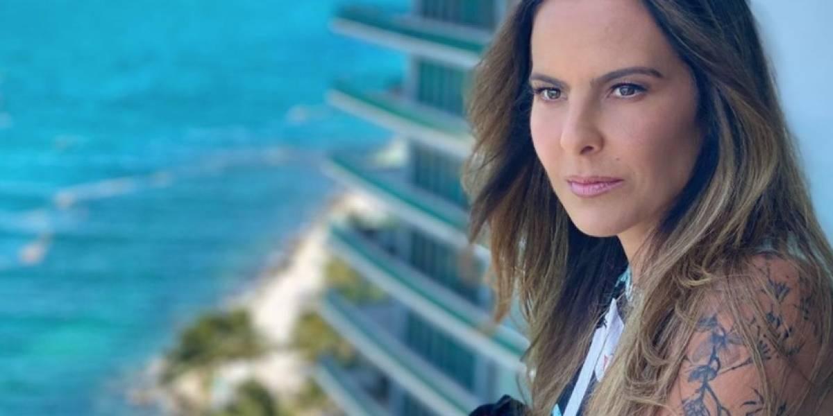 'La Reina del Sur': Kate del Castillo reveló cuál es el emoji que más utiliza